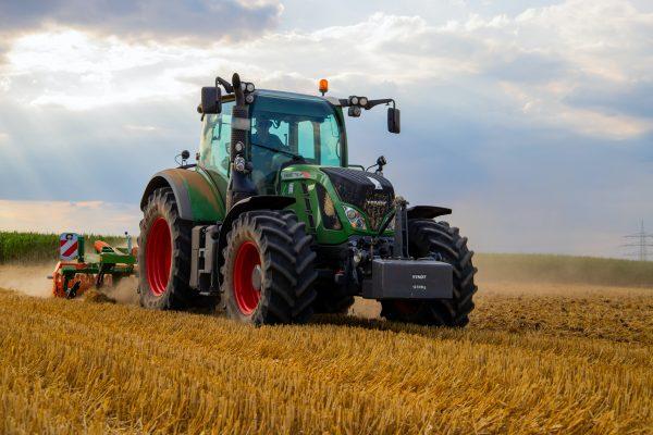 Northern Hemisphere Grain Harvest